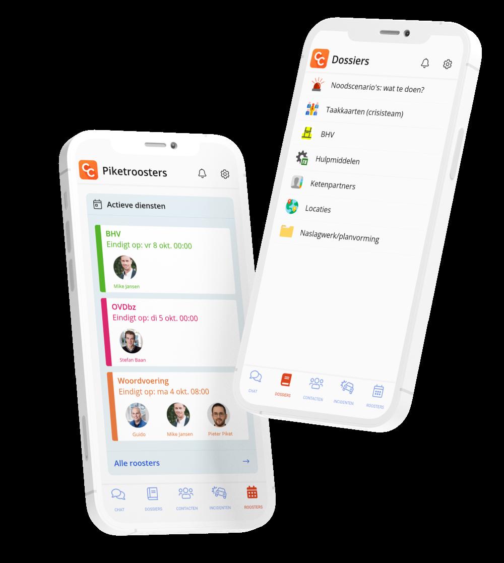 CrisisConnect app